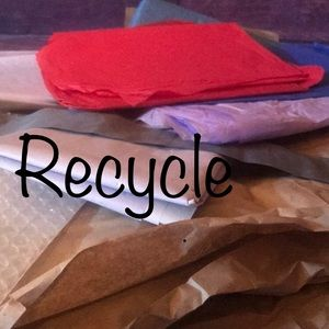 ♻️Recycled♻️ packing materials may be used!!♻️